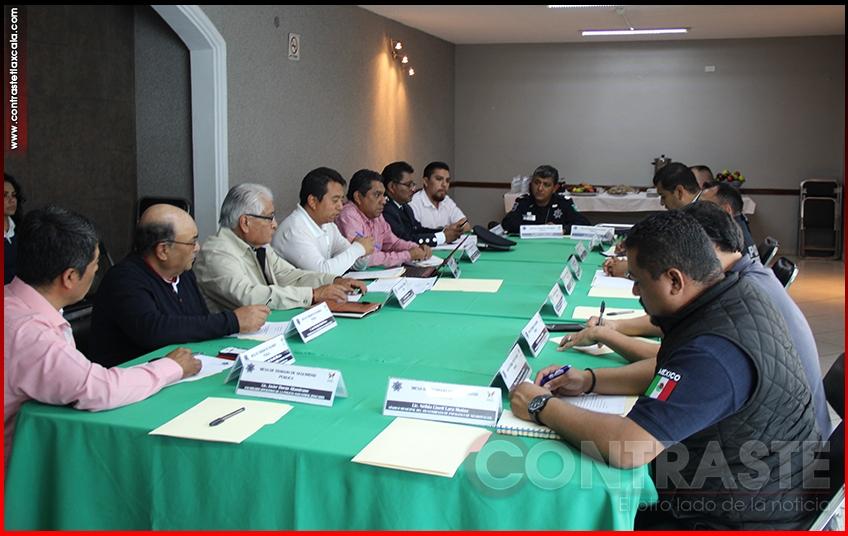 Contraste tlaxcala noticias de tlaxcala se realizan for Noticias del ministerio de seguridad
